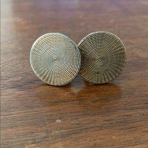 Other - Gold-tone cufflinks